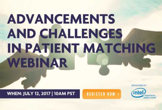 Advancements and Challenges in Patient Matching Webinar